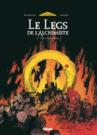LE LEGS DE L'ALCHIMISTE - TOME 05