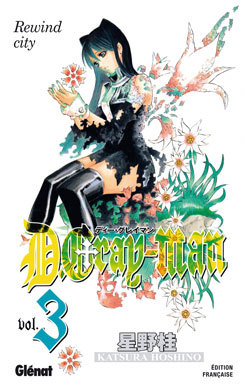 D.GRAY-MAN - TOME 03