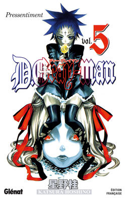 D.GRAY-MAN - TOME 05
