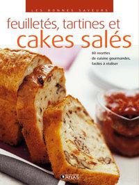 CAKES SALES, CROUSTILLANTS ET FEUILLETES