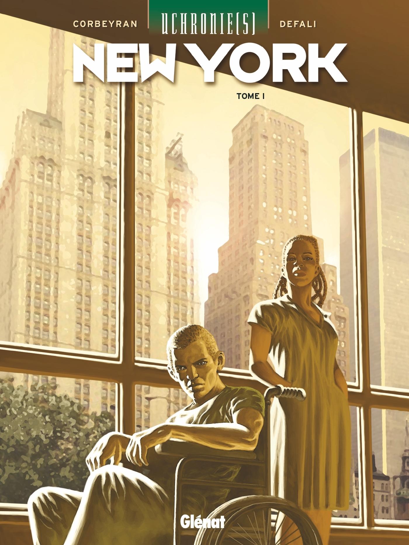 UCHRONIE[S] - NEW YORK - TOME 01 - RENAISSANCE