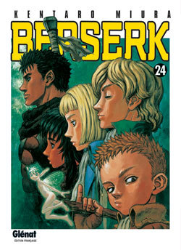 BERSERK - TOME 24
