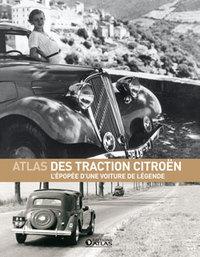 L'ATLAS DES TRACTION CITROEN