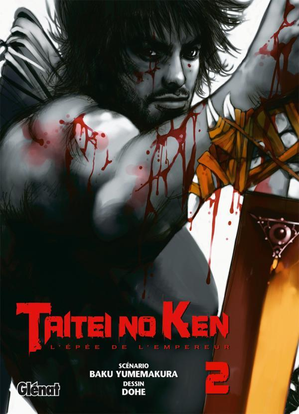 TAITEI NO KEN - TOME 02
