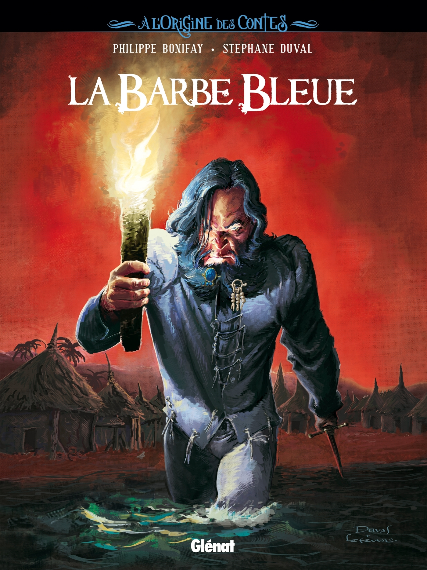 A L'ORIGINE DES CONTES - LA BARBE BLEUE