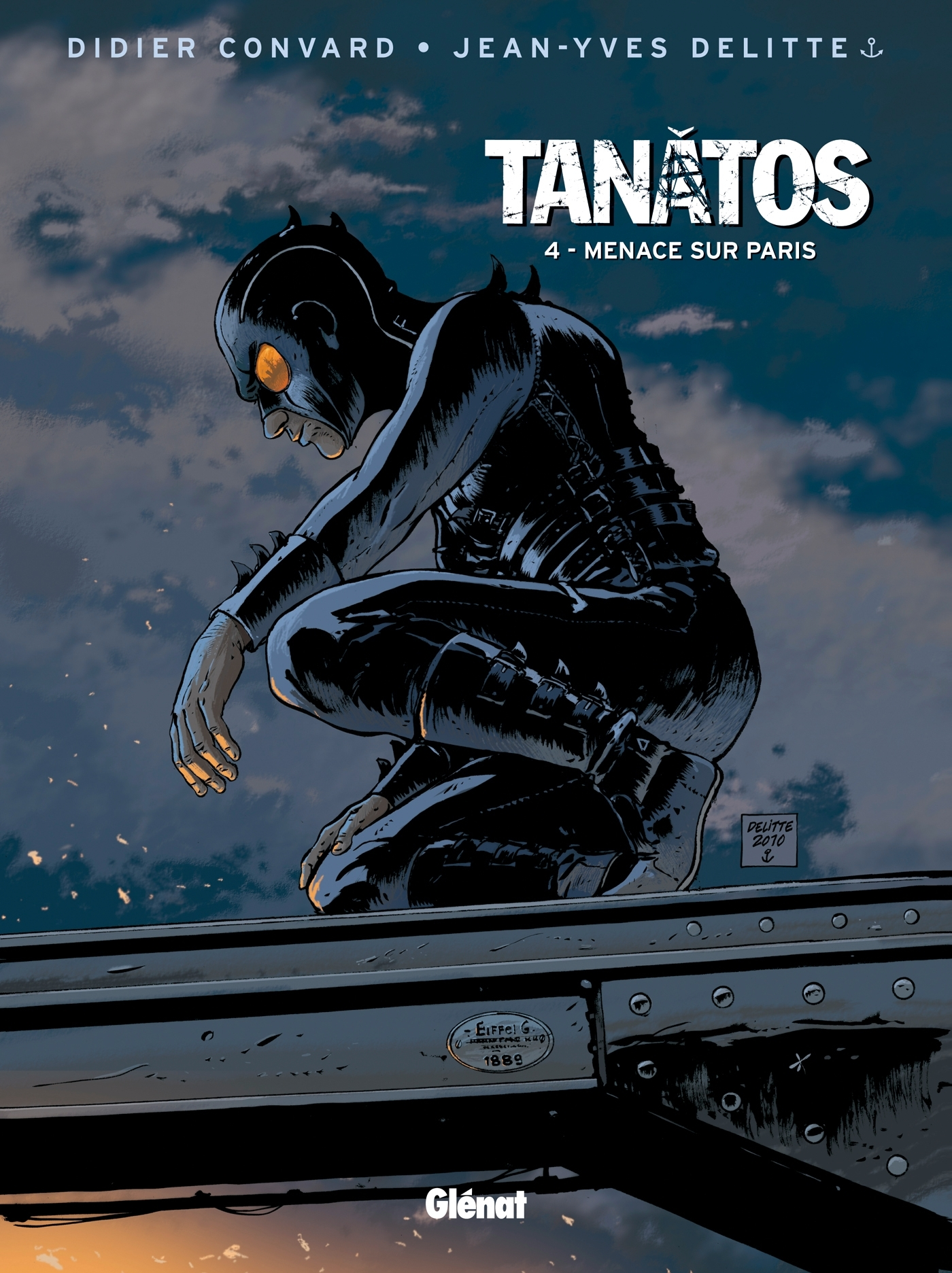 TANATOS - TOME 04 - MENACE SUR PARIS