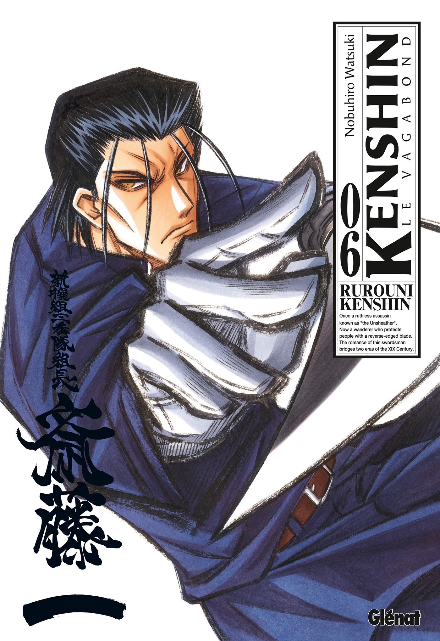 KENSHIN PERFECT EDITION - TOME 06