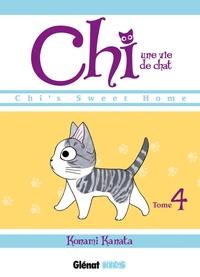 CHI - UNE VIE DE CHAT - TOME 04