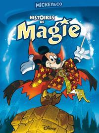 HISTOIRES DE MAGIE - -
