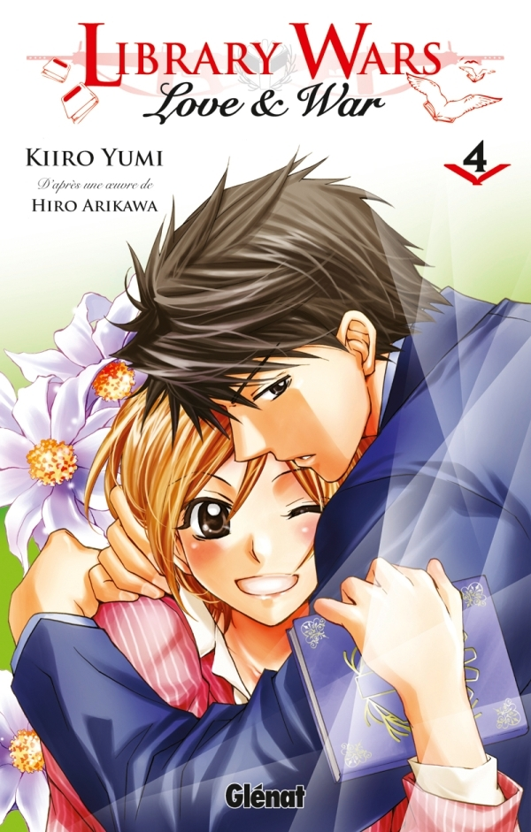 LIBRARY WARS - LOVE AND WAR - TOME 04