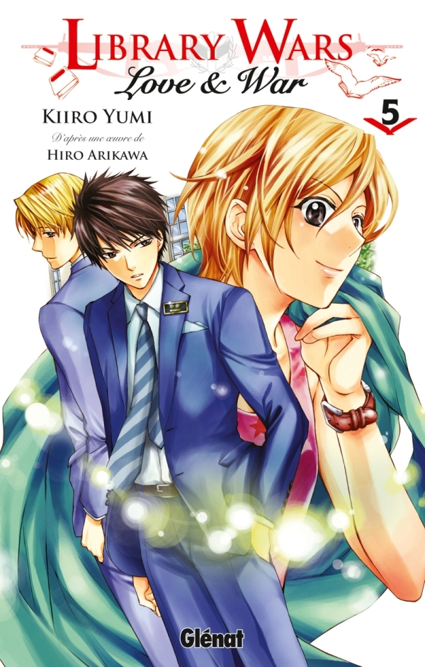 LIBRARY WARS - LOVE AND WAR - TOME 05