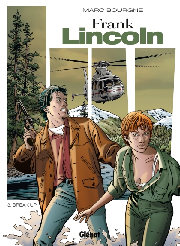 FRANK LINCOLN - TOME 03 - NOUVELLE EDITION