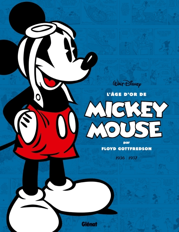 L'AGE D'OR DE MICKEY MOUSE - TOME 01