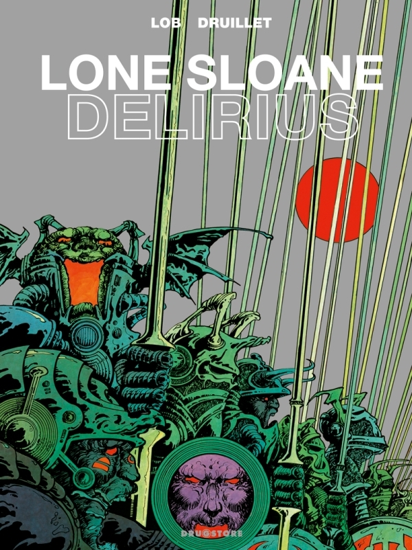 lone sloane tome 4 chaos