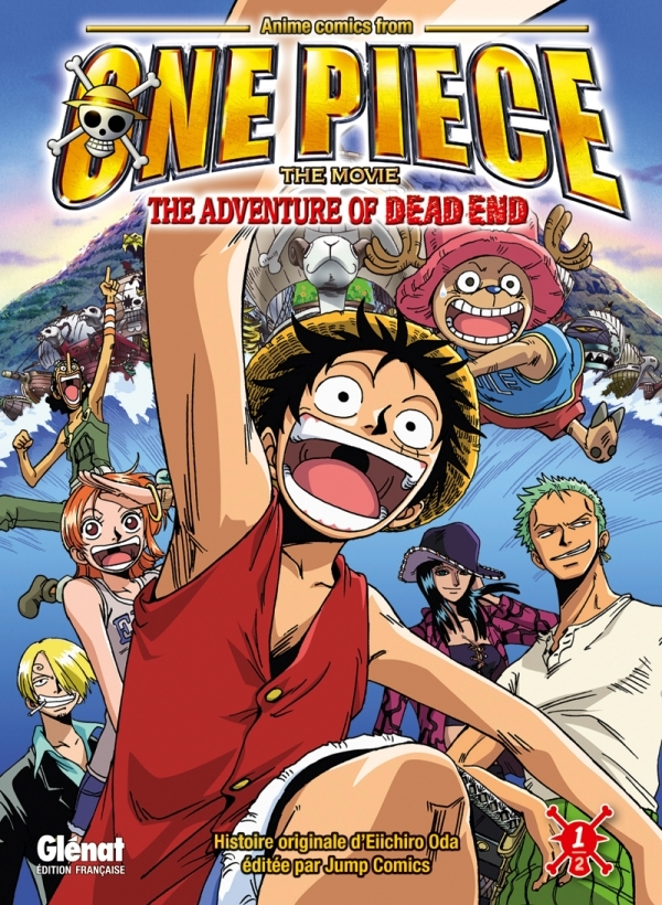 ONE PIECE - DEAD END - TOME 01