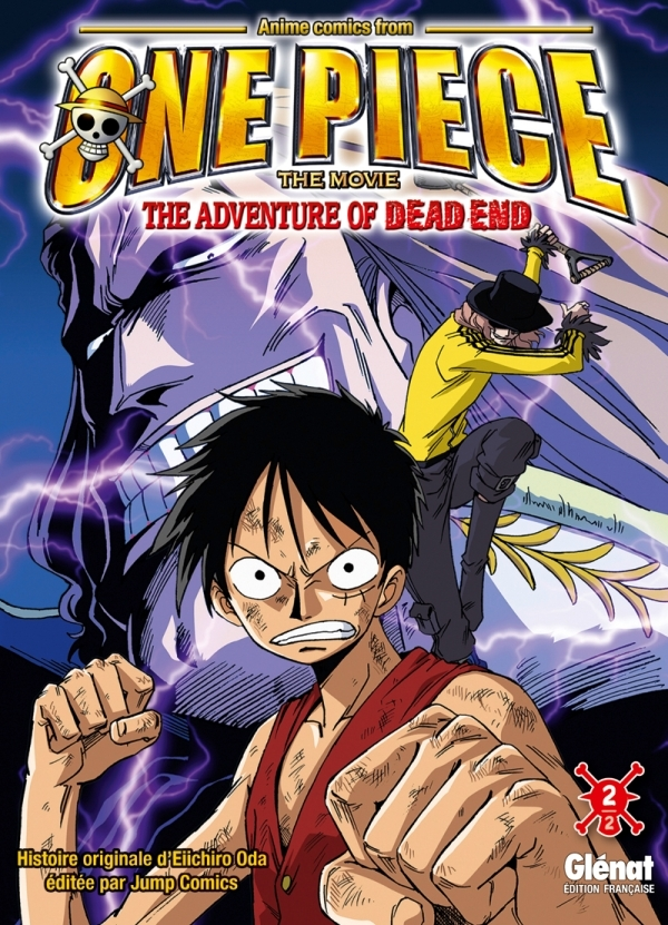 ONE PIECE - DEAD END - TOME 02