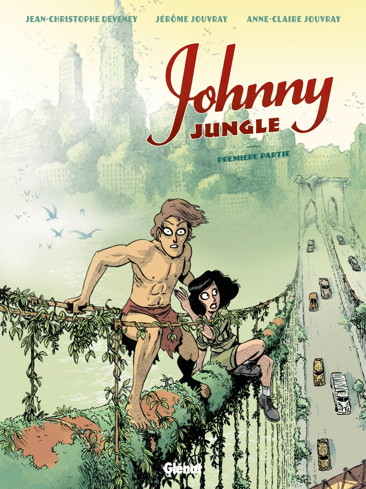 JOHNNY JUNGLE - PREMIERE PARTIE
