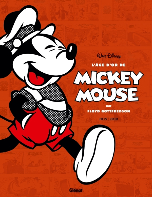 L'AGE D'OR DE MICKEY MOUSE - TOME 02