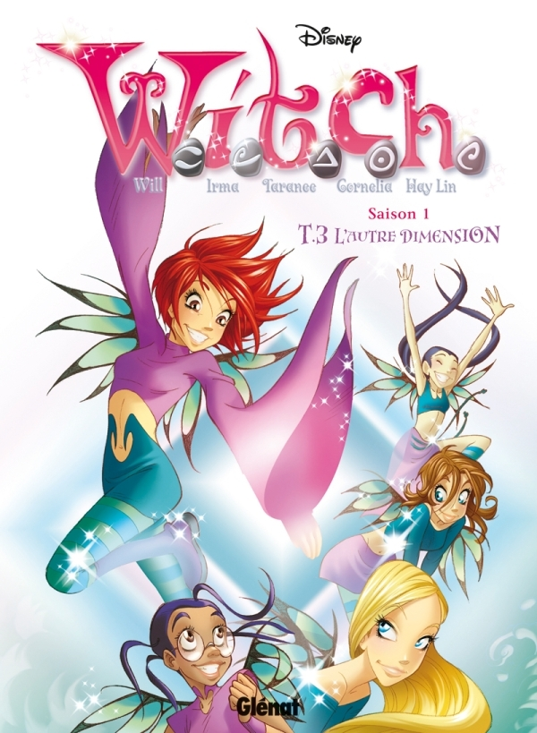 WITCH - SAISON 1 - TOME 03