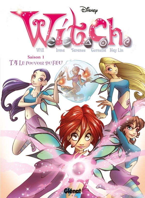 WITCH - SAISON 1 - TOME 04