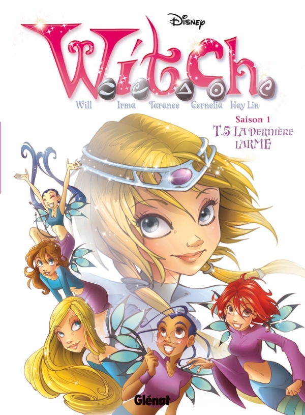 WITCH - SAISON 1 - TOME 05