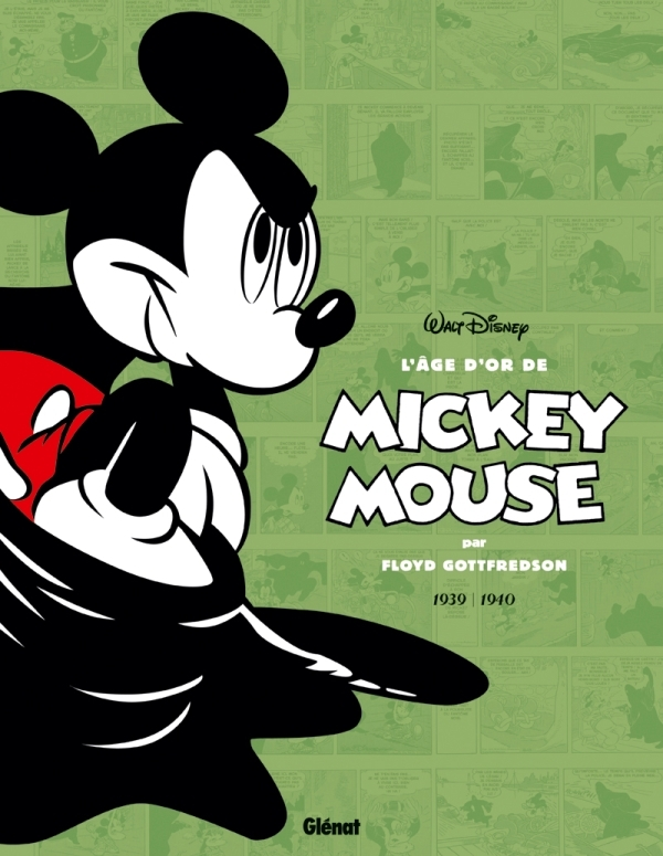L'AGE D'OR DE MICKEY MOUSE - TOME 03