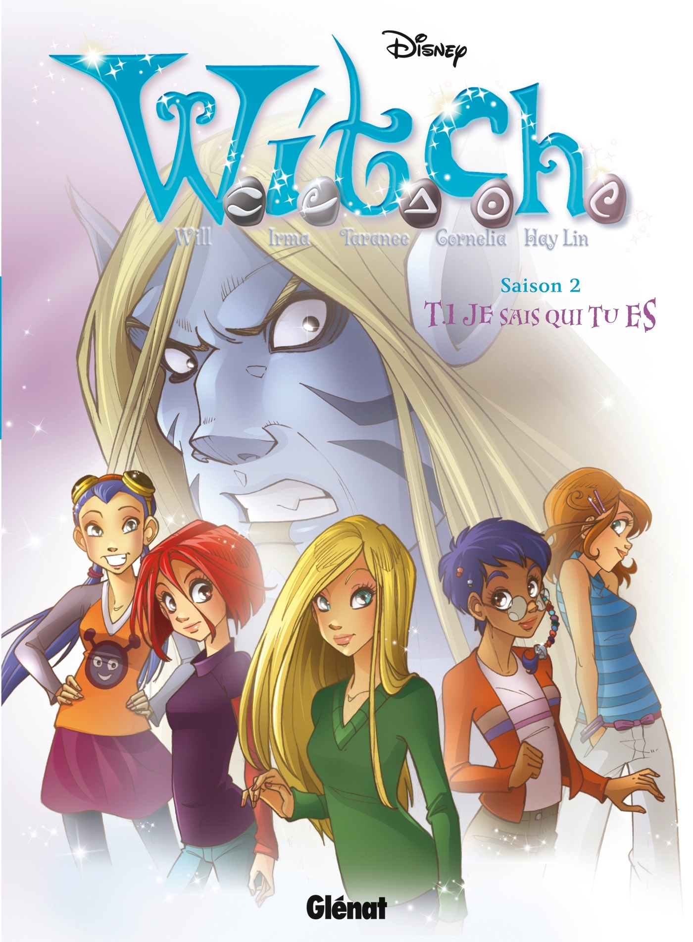 WITCH - SAISON 2 - TOME 01