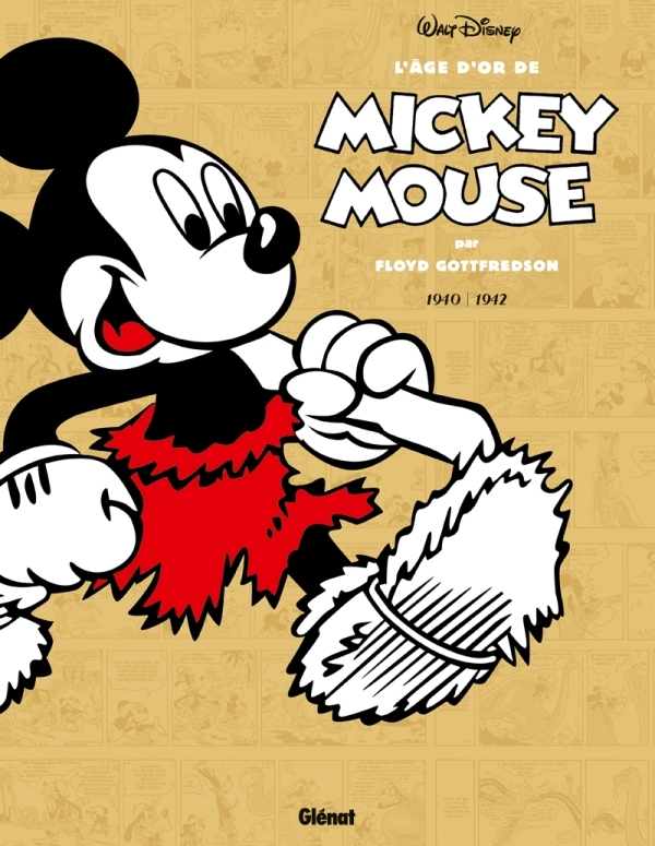L'AGE D'OR DE MICKEY MOUSE - TOME 04