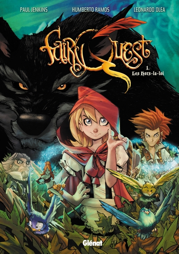 FAIRY QUEST - TOME 01
