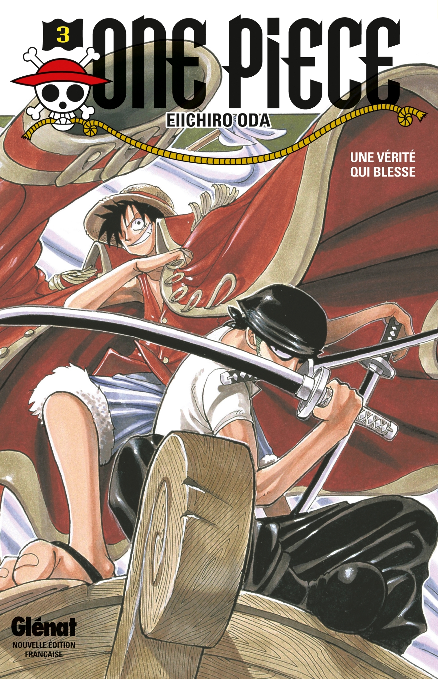ONE PIECE - EDITION ORIGINALE - TOME 03 - UNE VERITE QUI BLESSE