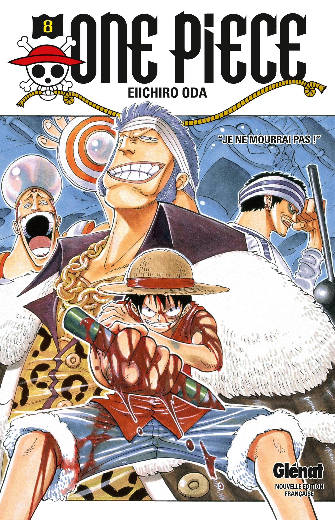 ONE PIECE - EDITION ORIGINALE - TOME 08