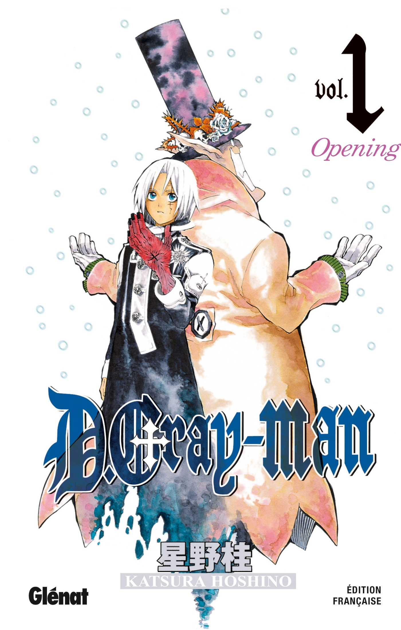 D.GRAY-MAN - EDITION ORIGINALE - TOME 01 - OPENING