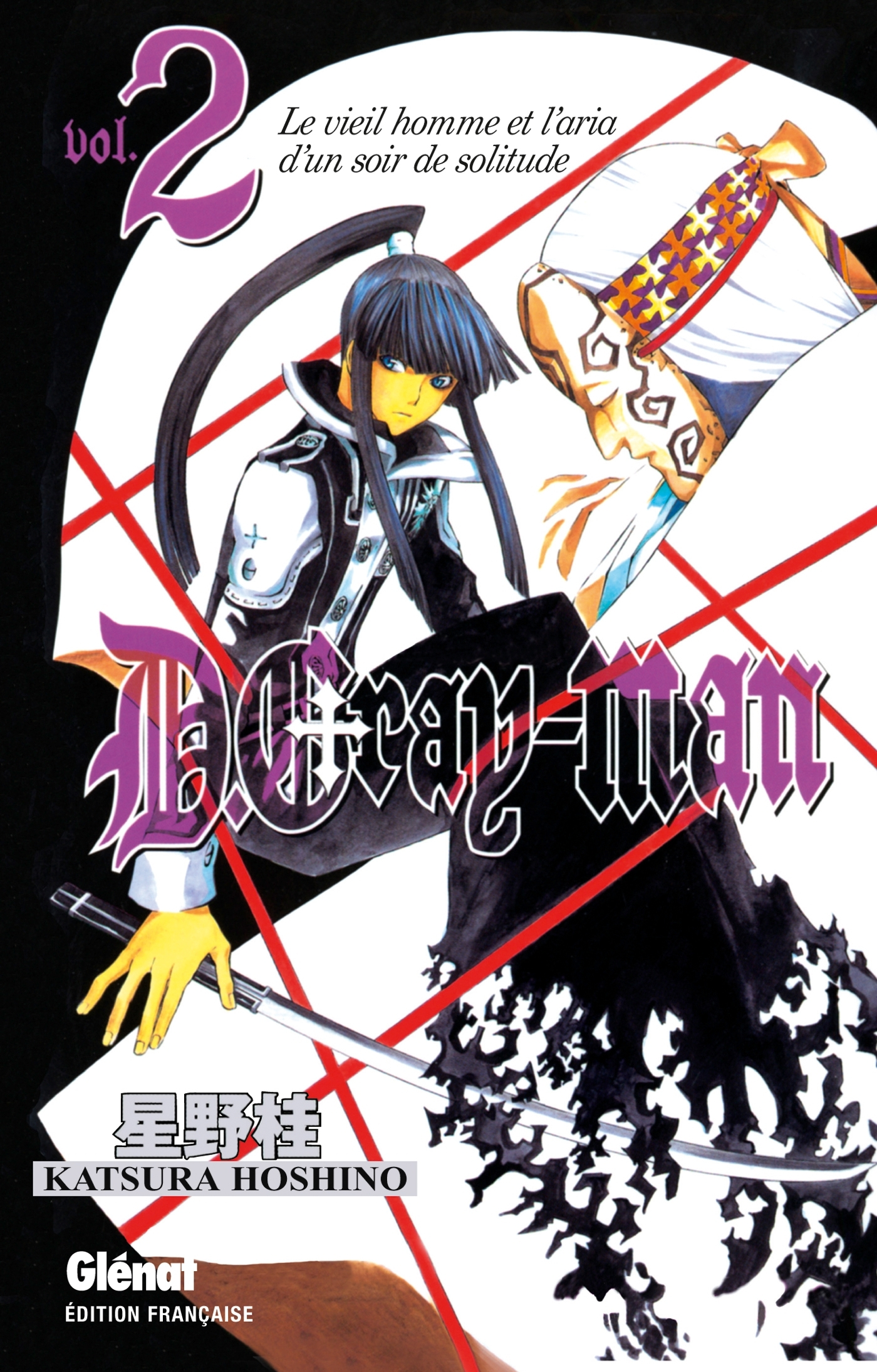 D.GRAY-MAN - EDITION ORIGINALE - TOME 02