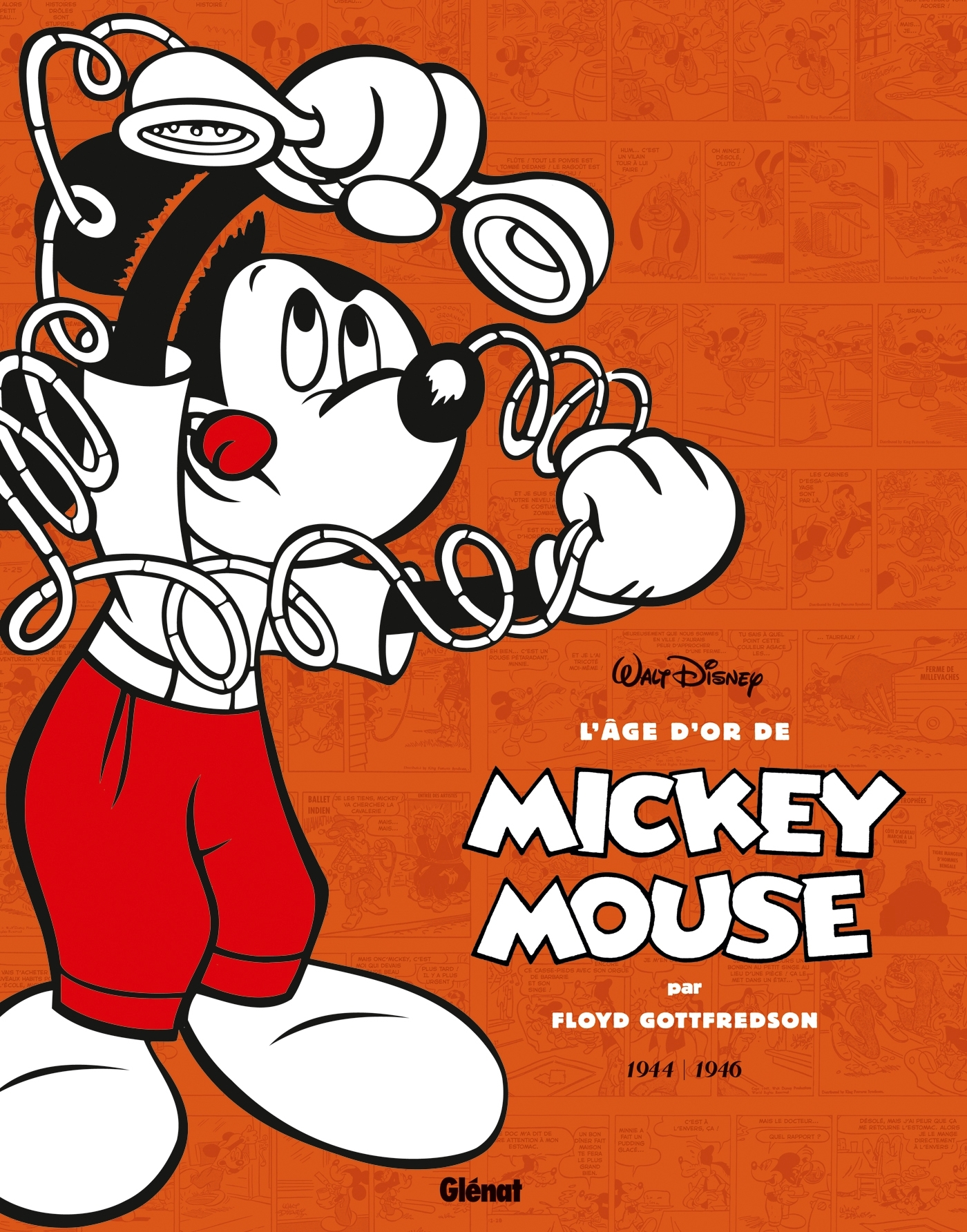 L'AGE D'OR DE MICKEY MOUSE - TOME 06