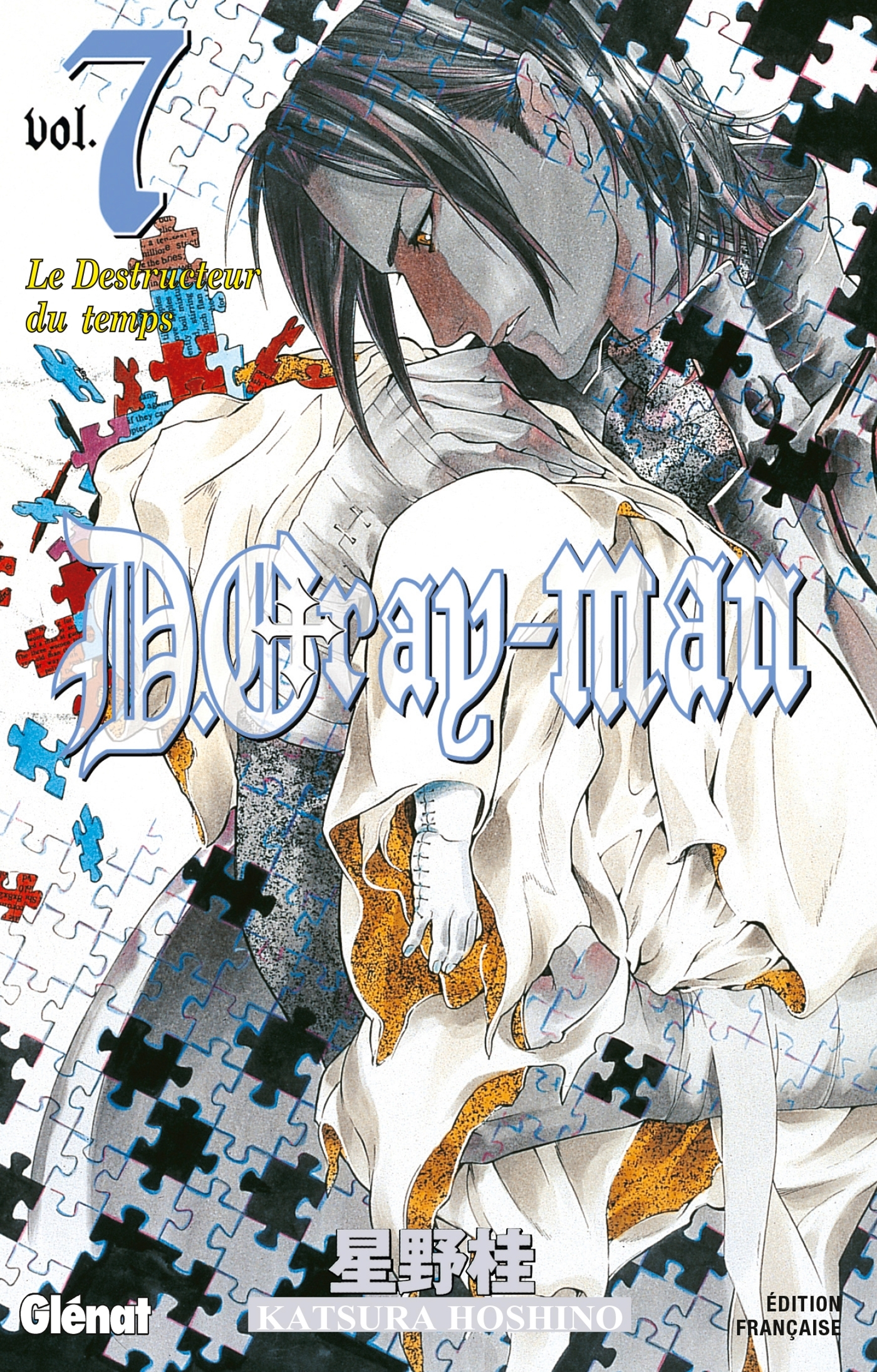 D.GRAY-MAN - EDITION ORIGINALE - TOME 07 - LE DESTRUCTEUR DU TEMPS