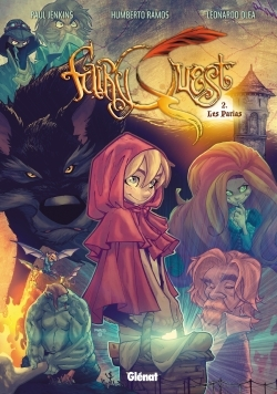 FAIRY QUEST - TOME 02 - LES PARIAS