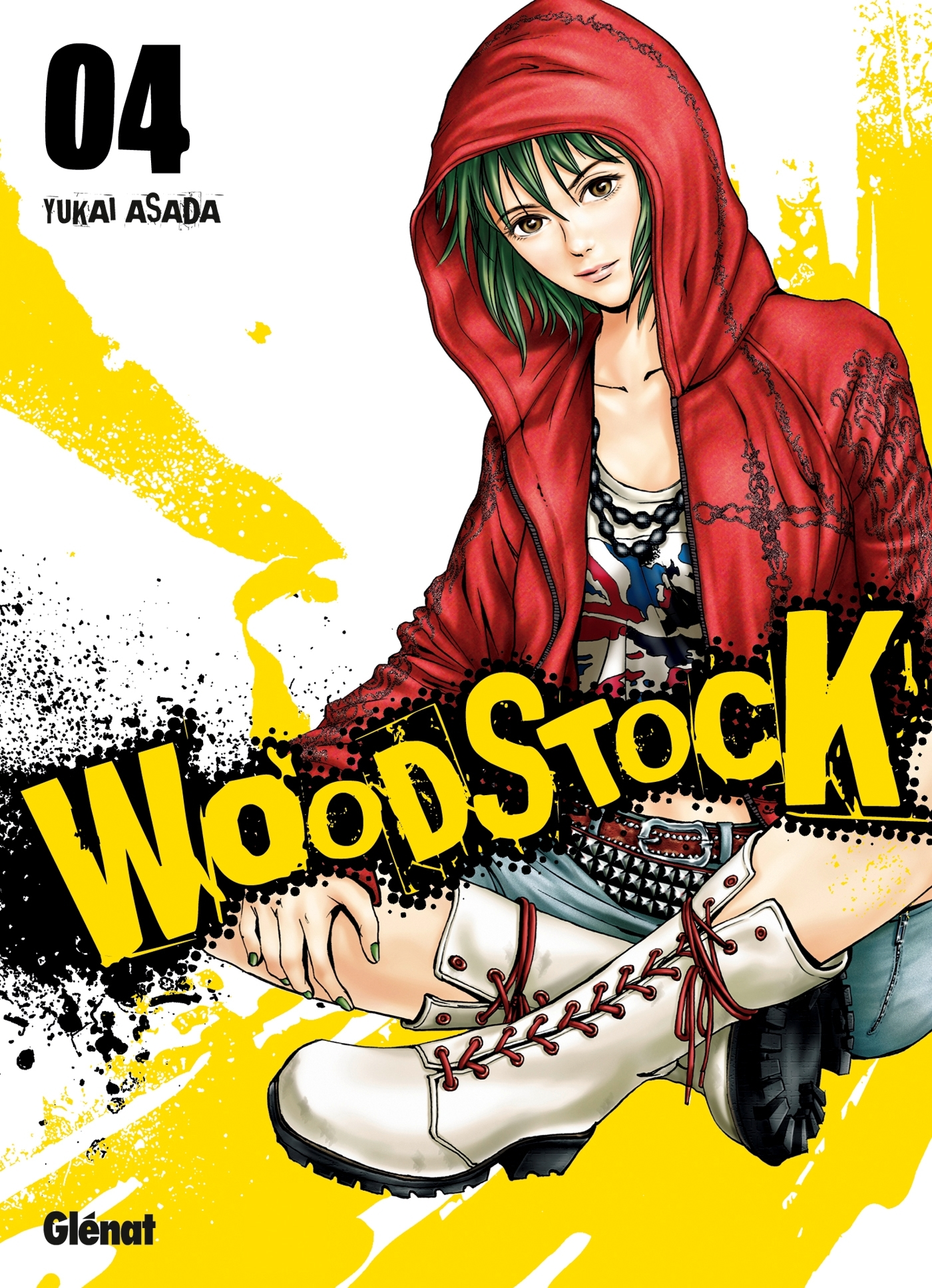WOODSTOCK - TOME 04