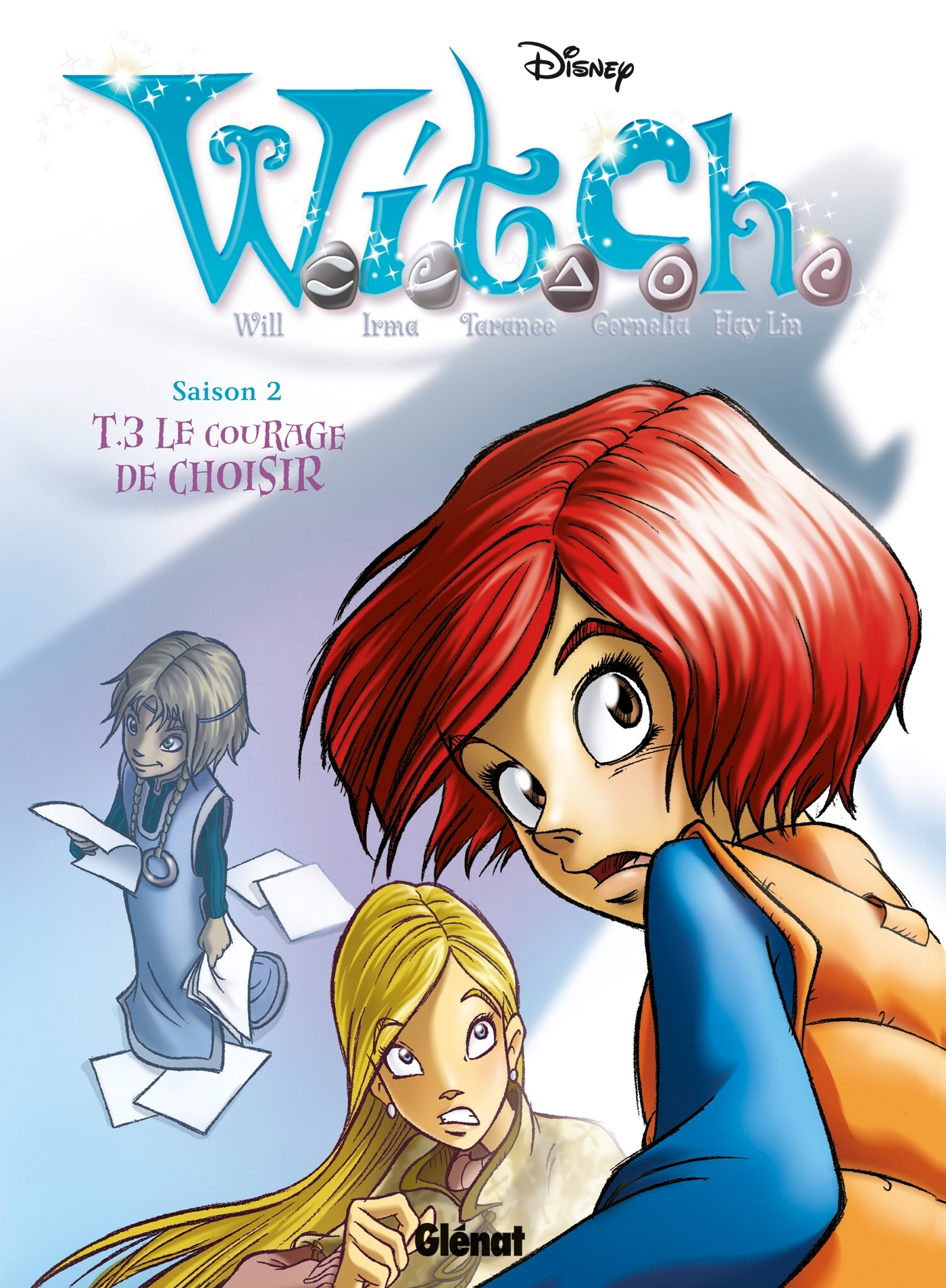 WITCH - SAISON 2 - TOME 03