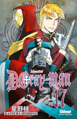 D.GRAY-MAN - EDITION ORIGINALE - TOME 17