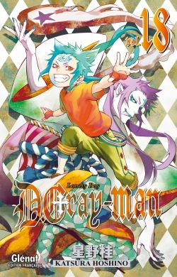 D.GRAY-MAN - EDITION ORIGINALE - TOME 18