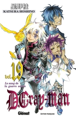 D.GRAY-MAN - EDITION ORIGINALE - TOME 19