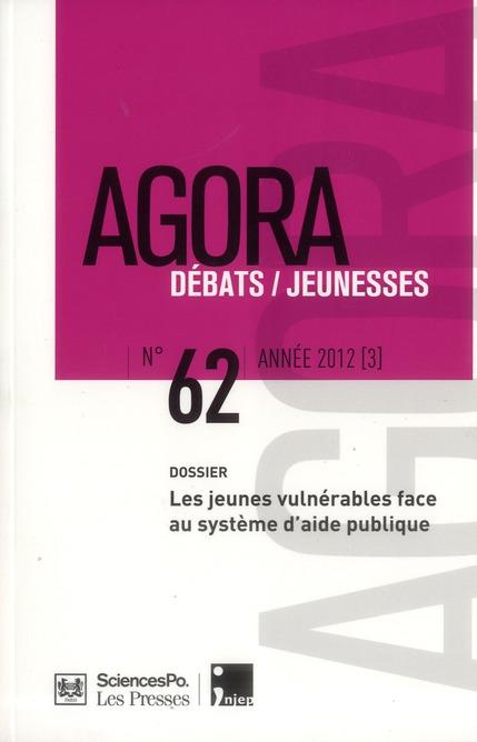 AGORA DEBATS JEUNESSE 62
