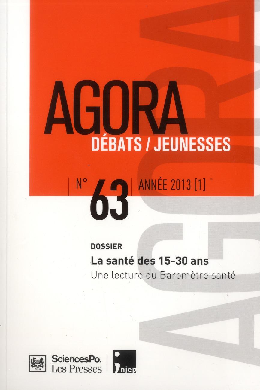 AGORA DEBATS JEUNESSES 63