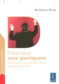 FAIRE FACE AUX PANIQUES