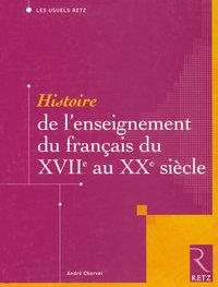 HIST ENSEIGNEMENT DU FRANCAIS