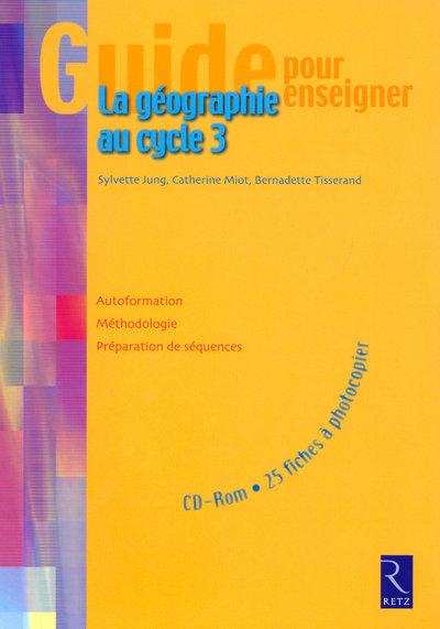 GEOGRAPHIE AU CYCLE 3 + CD