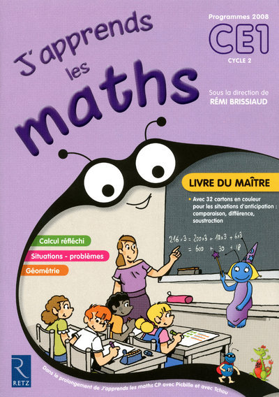 J APPRENDS MATHS CE1 MAIT
