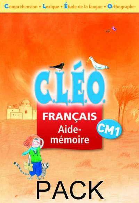 CLEO CM1 AIDE-MEMOIRE PACK 6EX