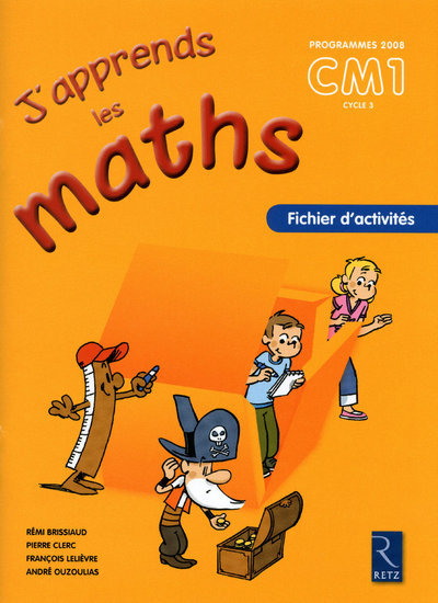 J APPRENDS LES MATHS CM1 FICHI