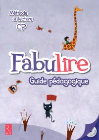 FABULIRE GUID PEDAGOGIQUE + CD